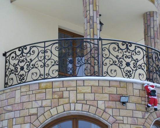 Balustrada kuta 12