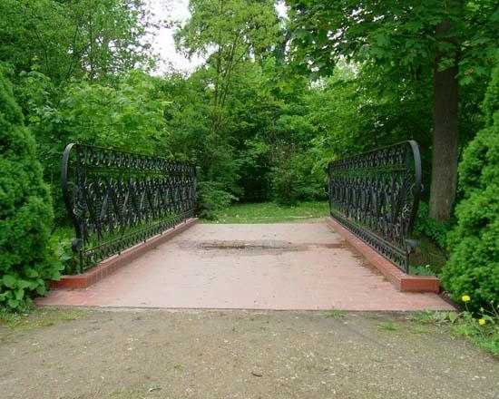 Iron railing 14