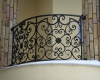 Wrought iron railing 10