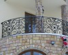 Wrought iron railing 12