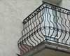 Wrought iron railing 18