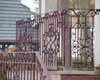 Wrought iron railing 2