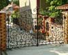 Wrought iron fences 1