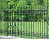 Wrought iron fences 12
