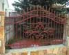 Wrought iron fences 22