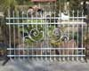 Wrought iron fences 25