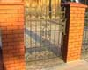 Wrought iron fences 27