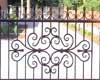 Wrought iron fences 29