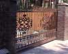 Wrought iron fences 30