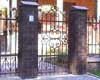 Wrought iron fences 32