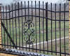 Wrought iron fences 7