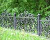 Wrought iron fences 8